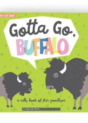 Lucy Darling Gotta Go, Buffalo Children's Book