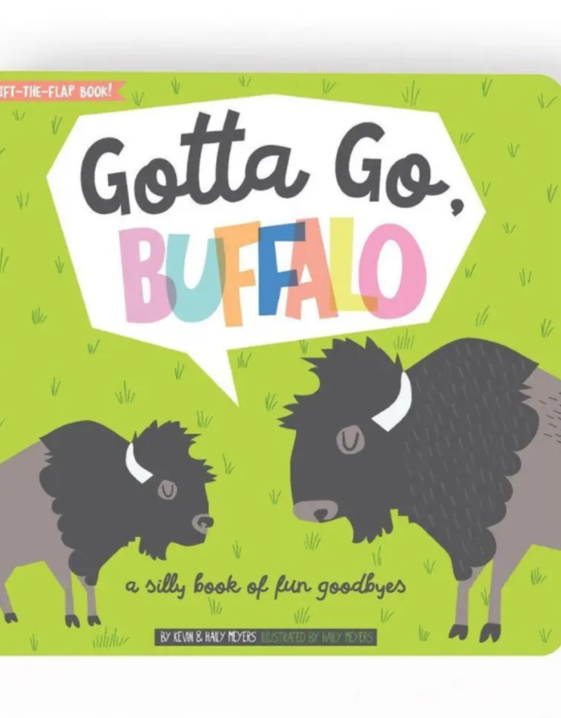 Lucy Darling Gotta Go, Buffalo Children's Book