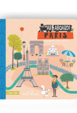 Lucy Darling All Aboard Paris Children's Book