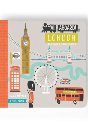 Lucy Darling All Aboard London Children's Book