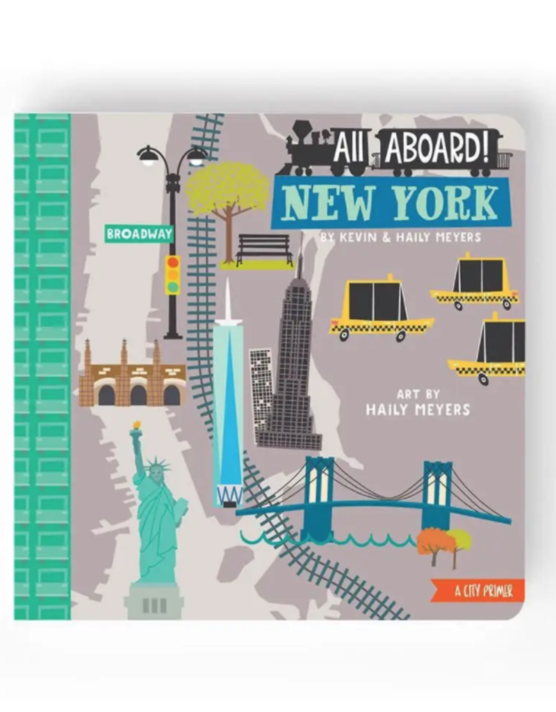 Lucy Darling All Aboard New York City Children's Book