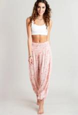 Lotus and Luna Peach Beach Pants