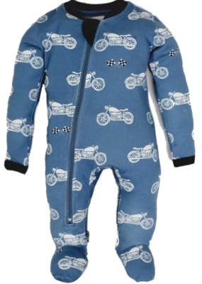 ZippyJamz Rebel Racer Babysuit