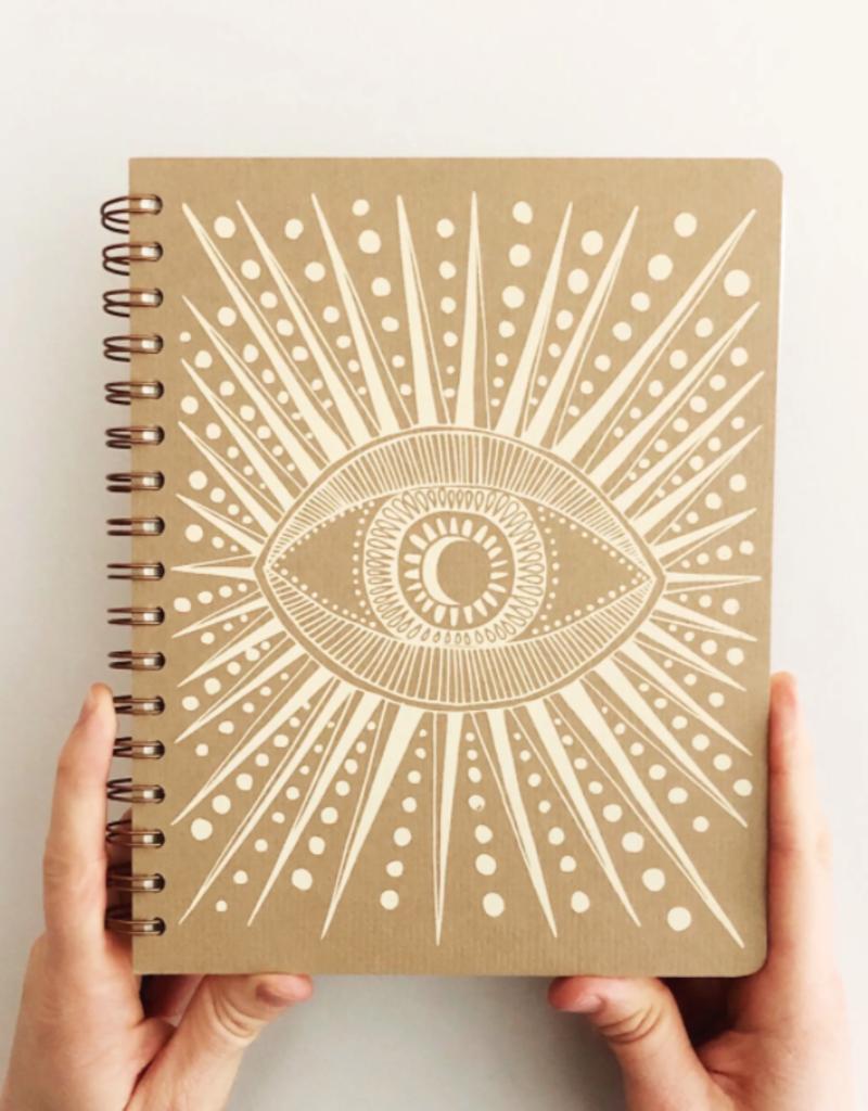 The Rainbow Vision Seeing Eye Journal - Oak