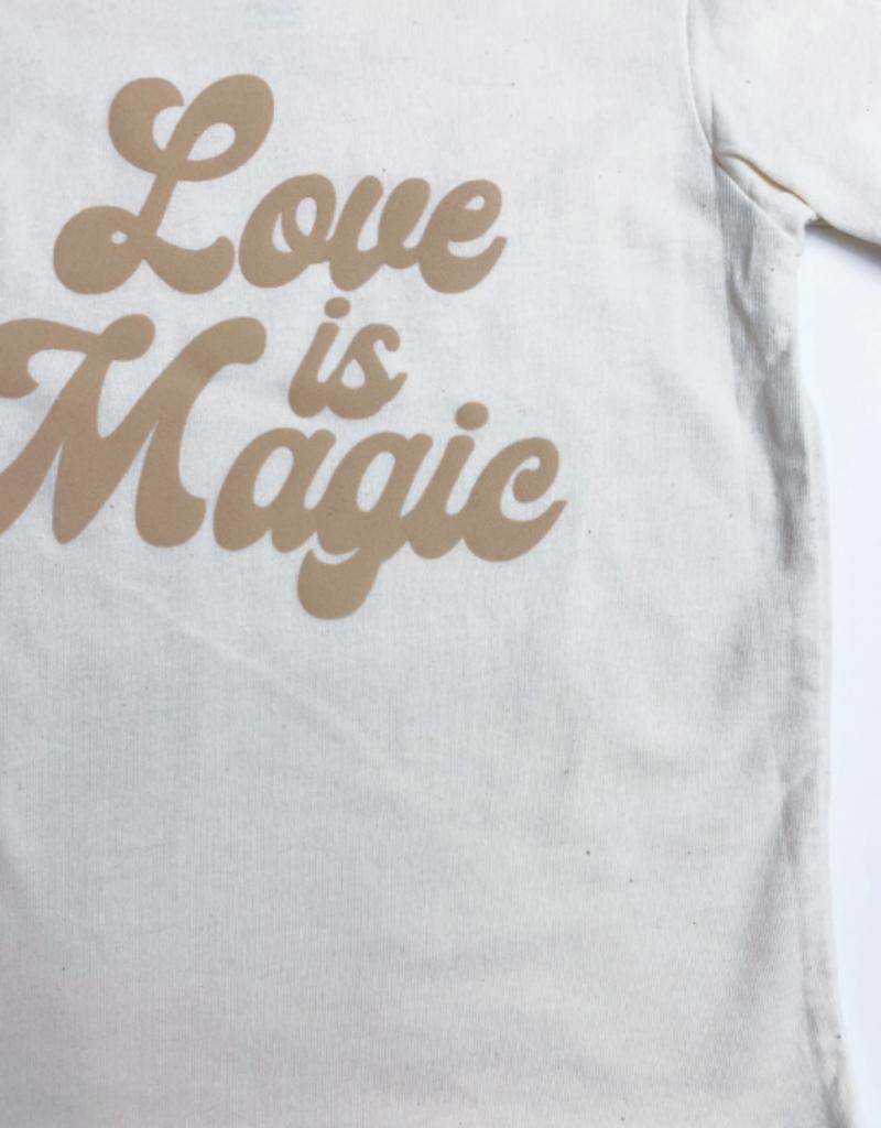 Bohemian Babies Love is Magic Tee