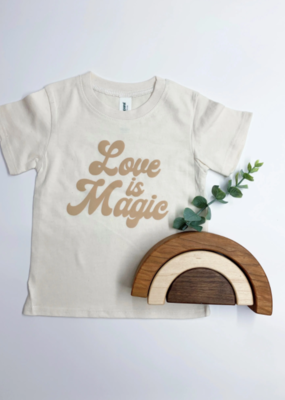 Bohemian Babies Love is Magic Tee