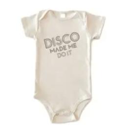 Disco Panda Kids Disco Made Me Onesie