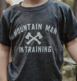 Made of Mountains Mountain Man Tee