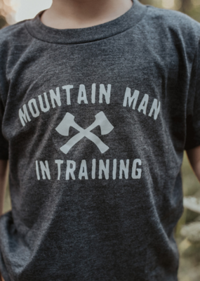 Made of Mountains Mountain Man Tee