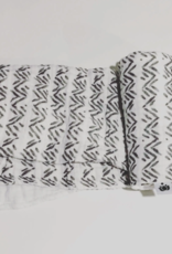 Buddha Babe Co Triangles Swaddle Quilt