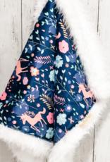 Buddha Babe Co Unicorn Garden Blanket