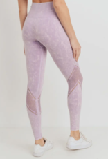 Mono B Mineral Wash Seamless Leggings