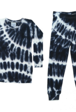 Baby Steps, inc Kai 2Pc Pajamas - Thermal Tie Dye