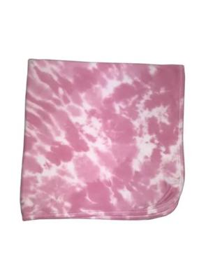 Baby Steps, inc Leah Blanket - Tie Dye