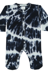 Baby Steps, inc Kai Footie Tie Dye
