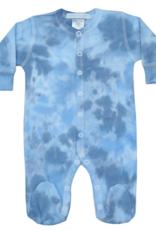 Baby Steps, inc Jonsnow Footie - Tie Dye