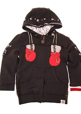 Mini Shatsu Mickey Mouse Mechanical Man Hoody