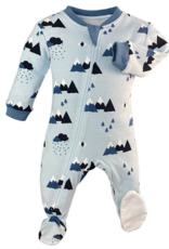 ZippyJamz Little Adventurer Babysuit