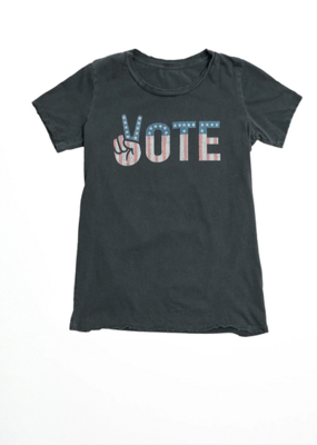 Midnight Rider Peace Sign Vote Tee