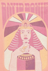 Midnight Rider Bowie Sphinx Cut Off Tee