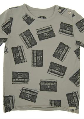 Mini Shatsu Allover Boom Box T-Shirt