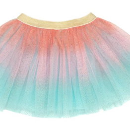 Sweet Wink Coral Ombre Tutu - 2T-6Y