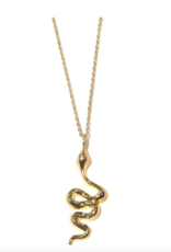 Nikki Smith Designs Midlength Cobra Necklace
