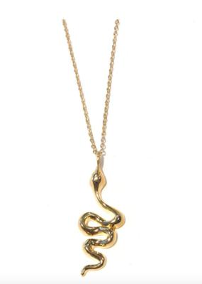 Nikki Smith Designs Midlength Cobra Necklace
