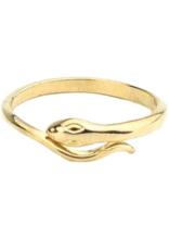 Nikki Smith Designs Serena Snake Ring