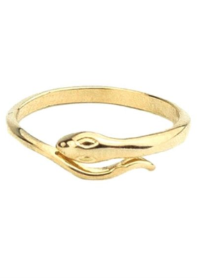 Nikki Smith Designs Serena Snake Ring