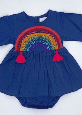 cheeni Choose Joy Baby Dress