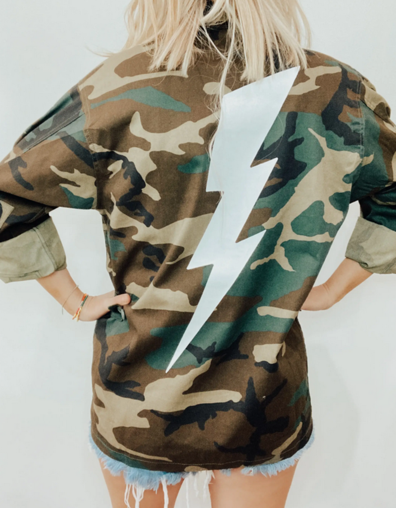PCH The Label The Bolt Camp Jacket