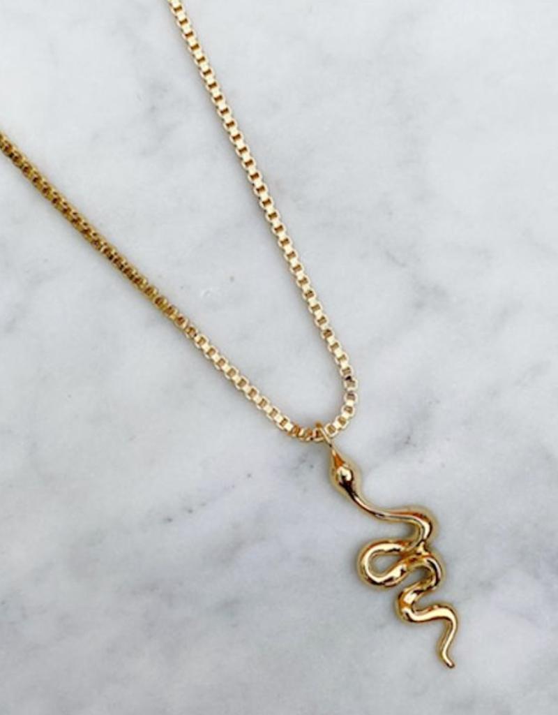 Nikki Smith Designs Snake Charmer Necklace