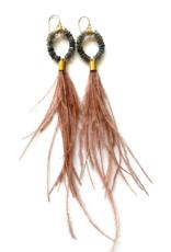 Heather Kahn Cosmic Trails Earrings