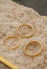 Harper Made Flat Stacking Ring