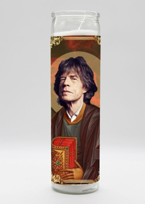 BOBBYK Boutique Mick Jagger Candle