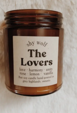 Shy Wolf Candles The Lovers Candle