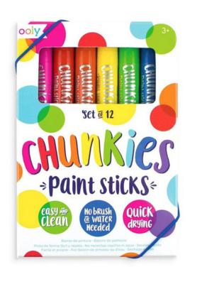 OOLY Chunkies Paint Sticks Original Pack