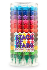 OOLY Stacking Star Crayons