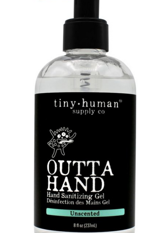 Tiny Human Supply Outta Hand™ Sanitizer Gel