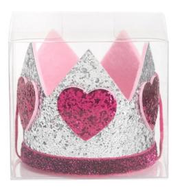 Sweet Wink Heart Crown