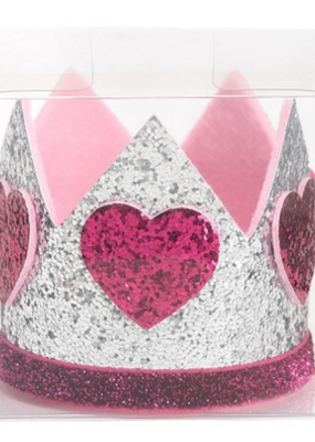 Sweet Wink Heart Crown