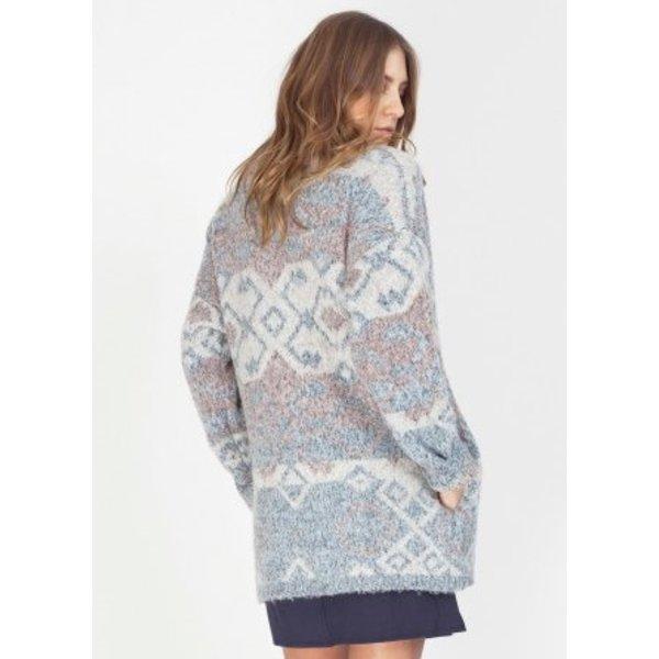 Gentle Fawn Gentle Fawn Cobalt Sweater Navy Mix