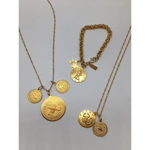 CAM Zodiac Necklace Chain