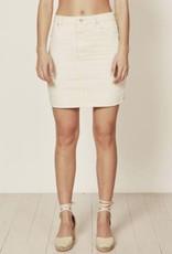 Rollas High Mini Skirt Vanilla