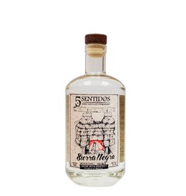 Cinco Sentidos Mezcal Sierra Negra 49.5% abv Batch (750 ml)