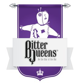 Bitter Queens Marie Laveau Tobacco Bitters (5 oz)