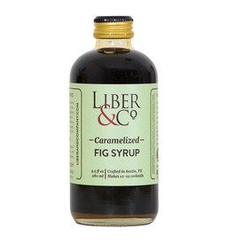 Liber & Co Carmelized Fig Syrup (9.5 oz)