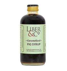 Liber & Co Carmelized Fig Syrup (9.5 oz)