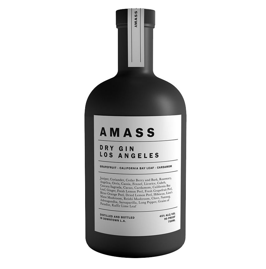 Amass Gin (750ml)